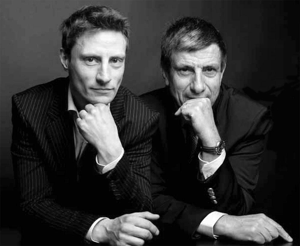 Cédric & Jean-Pierre Billiet