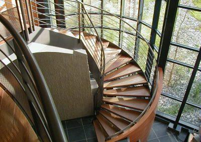 Billiet Escalier balancé 11