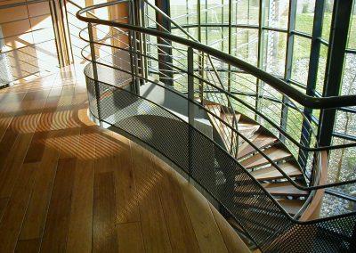 Billiet Escalier balancé 1