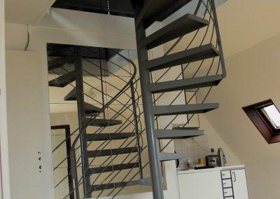 Escaliers intérieurs hélicoïdaux (27)