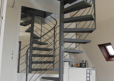 Escaliers intérieurs hélicoïdaux (31)