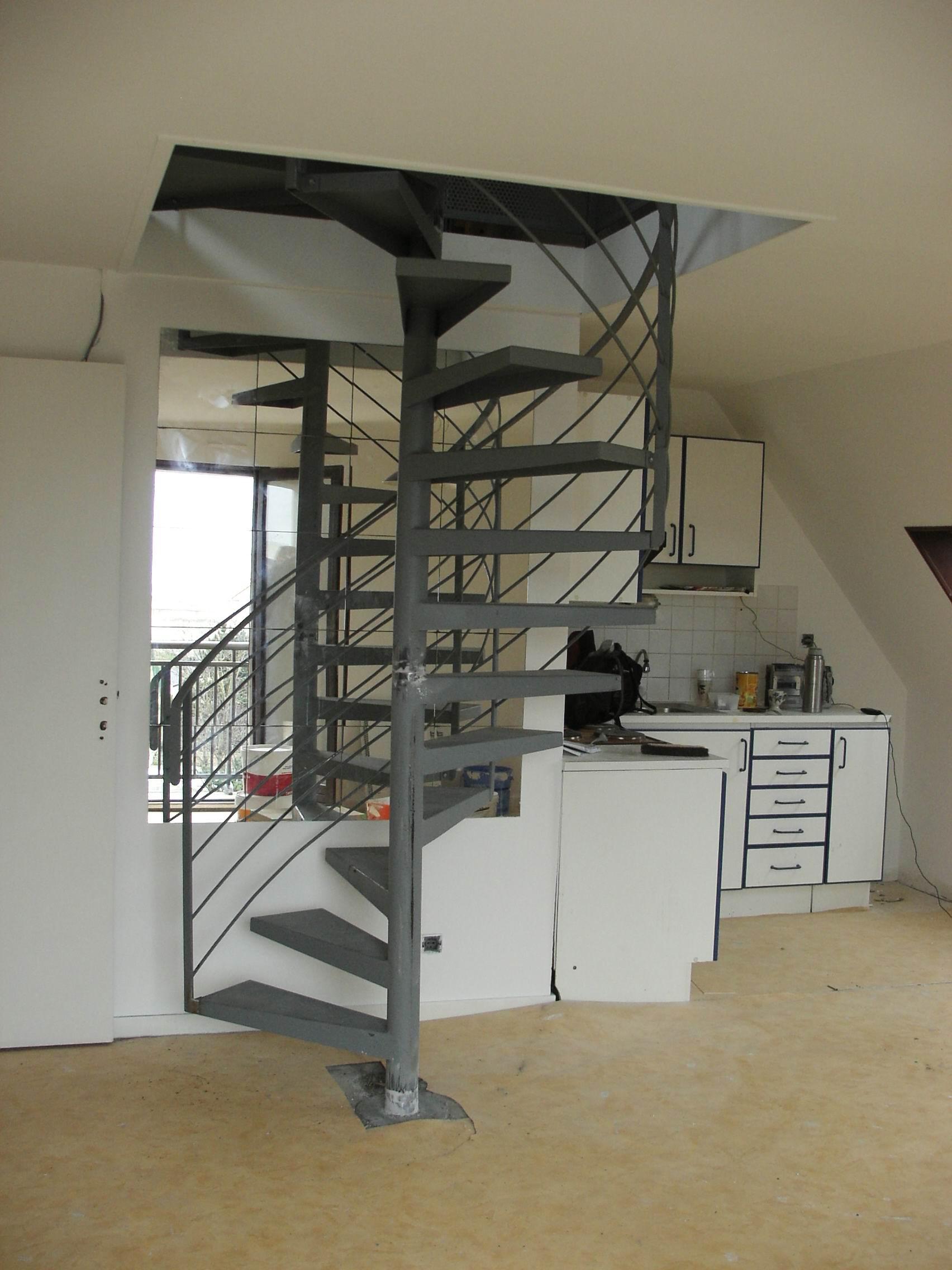 Populaire ESCALIERS INTÉRIEURS HÉLICOÏDAUX - Billiet - Escaliers d'art  NA99