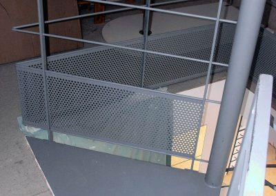Escaliers intérieurs hélicoïdaux (35)