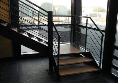 Escaliers intérieurs quart tournant (42)