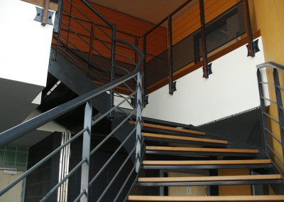 Escaliers intérieurs quart tournant (43)