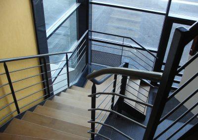Escaliers intérieurs quart tournant (44)