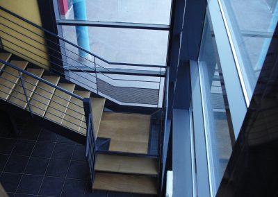 Escaliers intérieurs quart tournant (46)