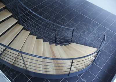 Escaliers intérieurs balancés (89)